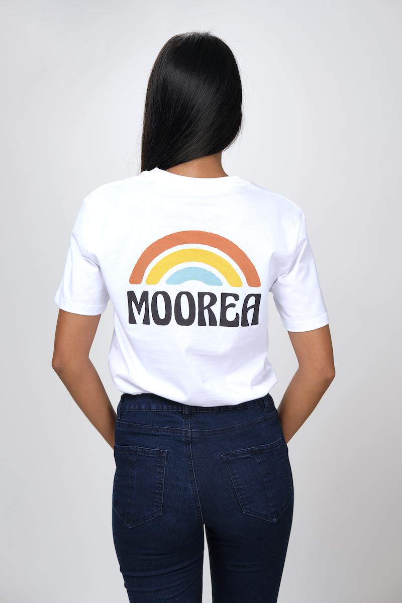 RAINBOW MOOREA – WHITE