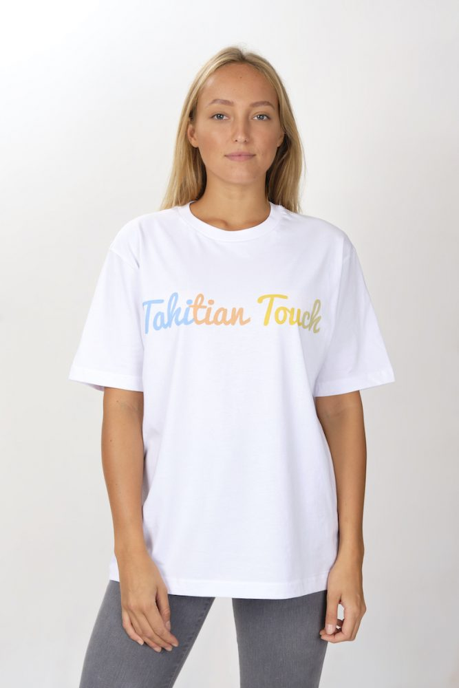 TAHITIAN TOUCH – WHITE
