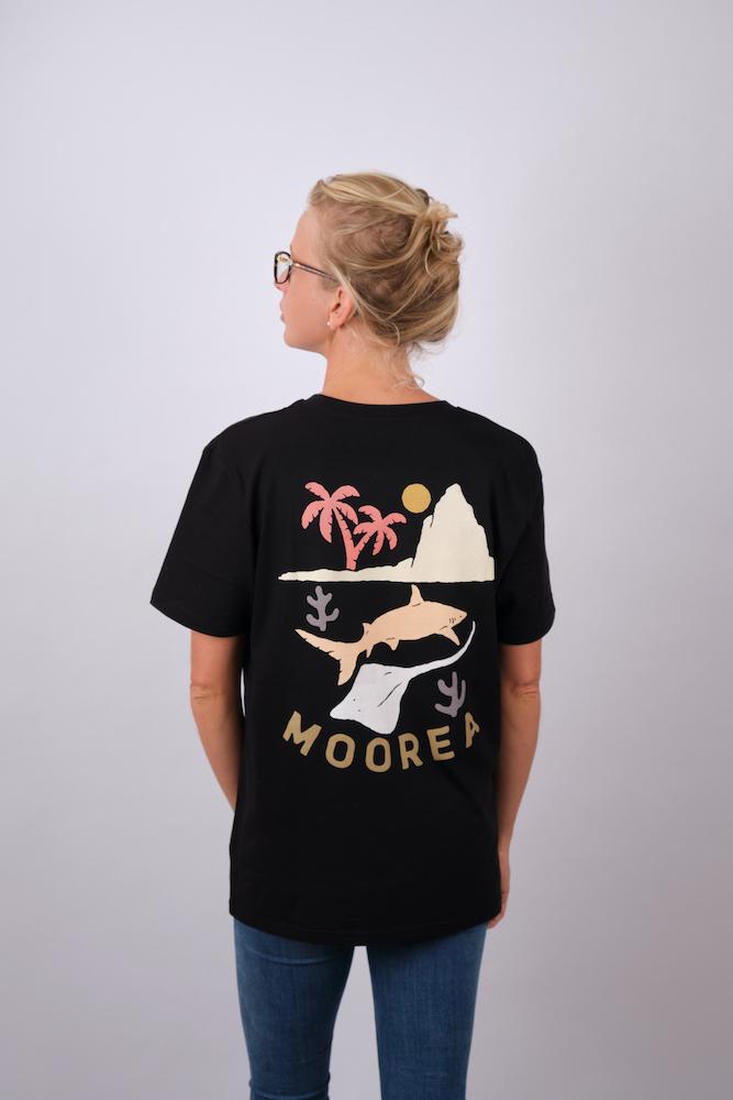 MOOREA – BLACK
